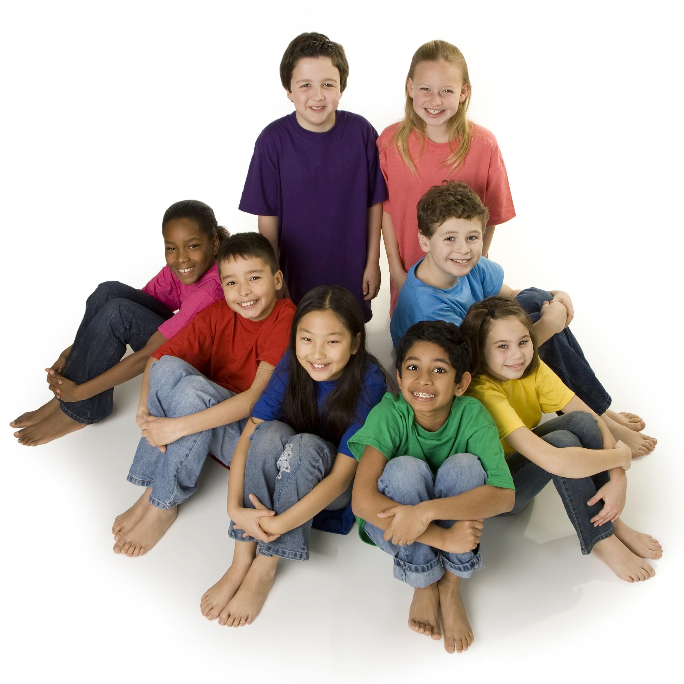 Healthy children are happy Happy Children In School